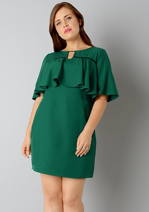 Plus Size Dresses - Buy Plus Size Dresses Online for Women in India - FabAlley