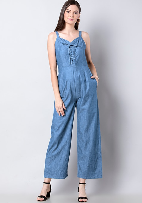 Women Denim Buy Girls Ladies Denim Wear Online In India Faballey