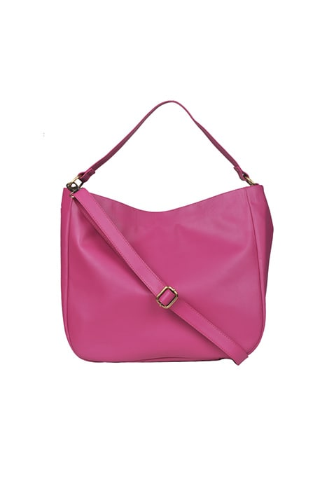 Cerise Hobo Bag
