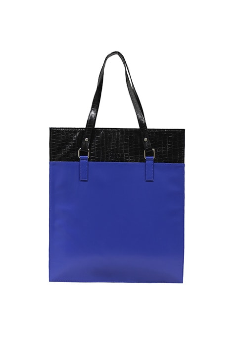 Midnight Blue Tote