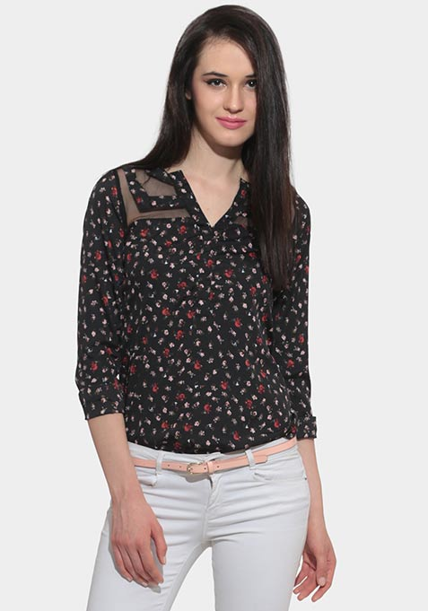 Sweet Blossom Blouse